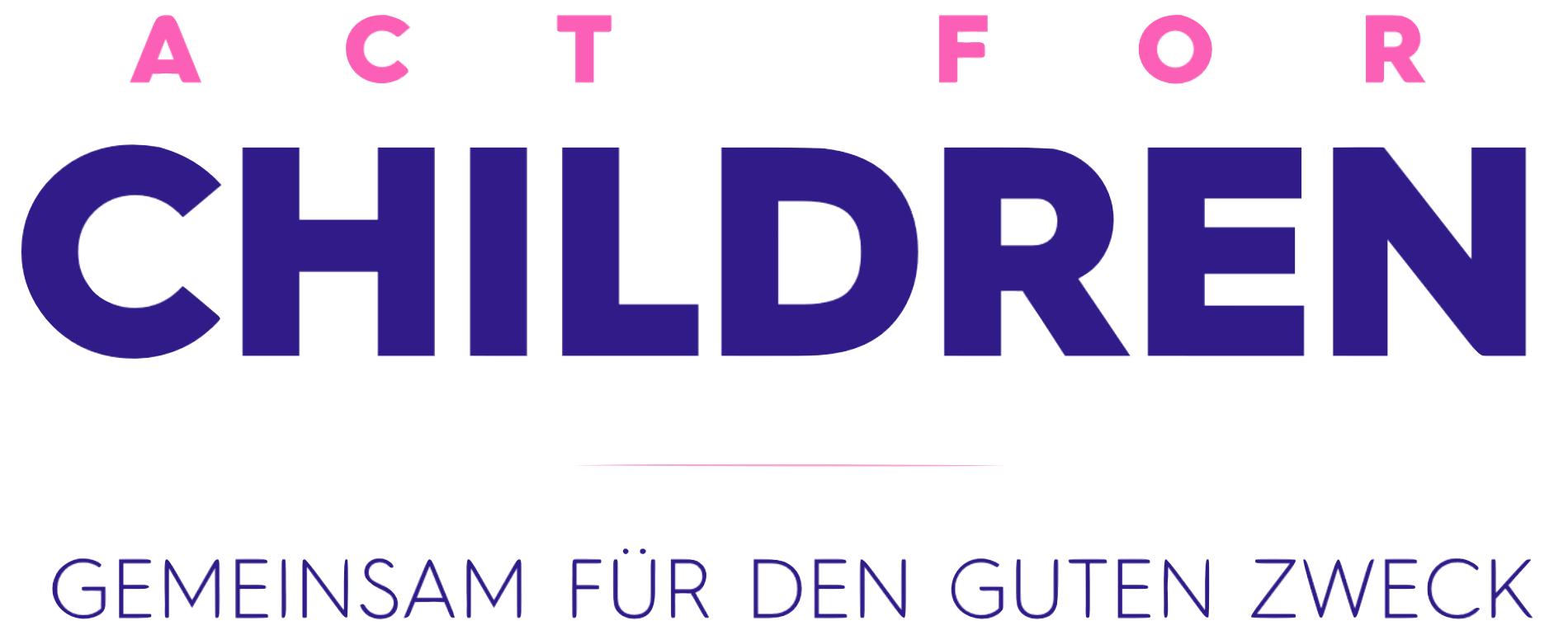 Logo ACT FOR CHILDREN